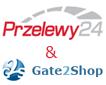 Gate2Shop & Przelewy24